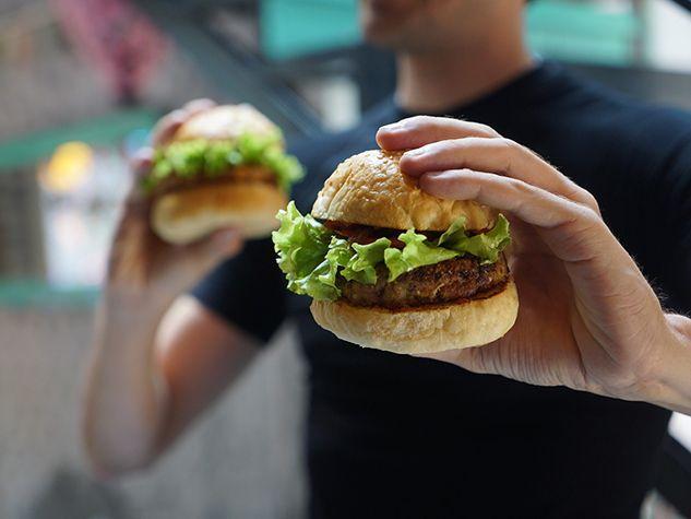 malbouffe végane vegan junk food