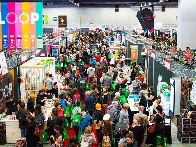 Expo Manger Santé et Vivre Vert 2020