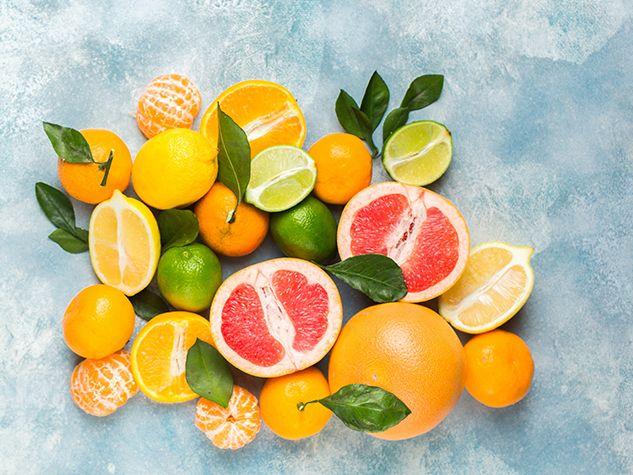 agrumes citrus