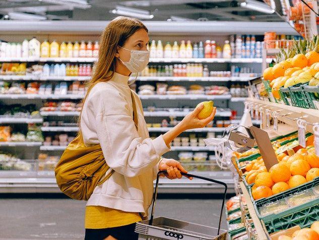 épicerie supermarker supermarché