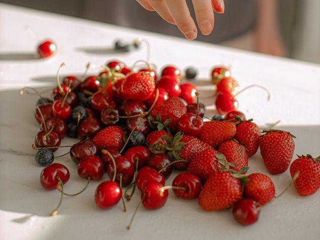 petits fruits berries