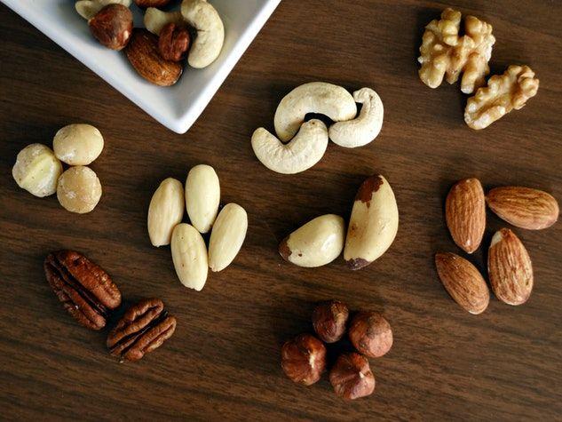 Inclure des noix dans son alimentation pour rester en santé