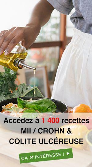 Maladie de Crohn & colite ulcéreuse Meal Plans