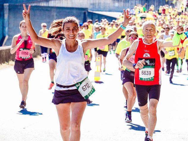 sport run marathon