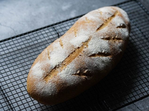 pain au levain sourdough bread