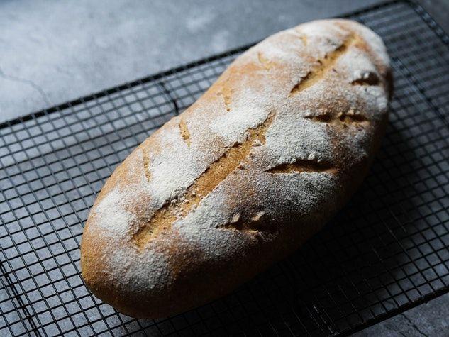 pain au levain sourdough bread