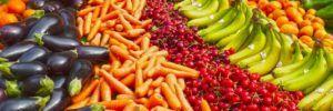 4 vantaggi di una dieta vegetariana