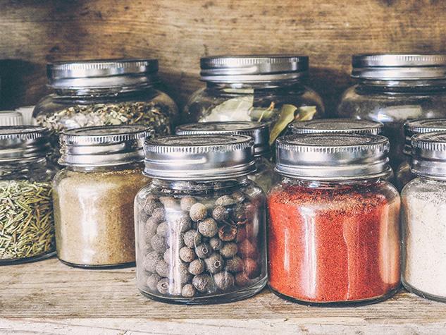 Épices arômes, diète faible en FODMAP, Spices, flavours, low-FODMAP diet