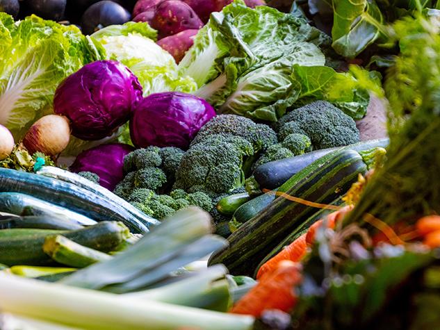 5 raison pour manger local