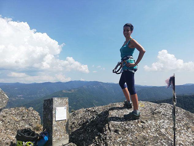 Antonella Giordano, notre nutritionniste en Italie